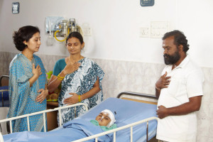 These Photographs are shot at the Sri Sathya Sai Institute of Higher Medical Sciences at Puttaparthi & Bangalore Hospitals for the Sri Sathya Sai Medical Trust & the Sri Sathya Sai Central Trust by Guru Dutt & Sharmila Kadle as an offering a the Divine Lotus feet of our most Beloved Bhagawan Sri Sathya Sai Baba Varu.