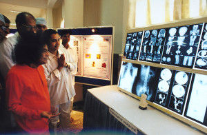 Swami Blessing Radiology