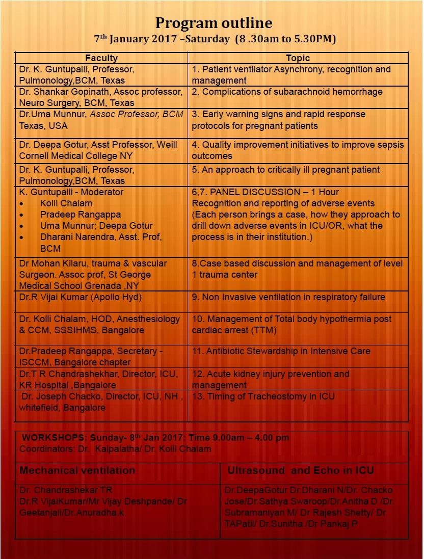 2nd Indo US program-sheet