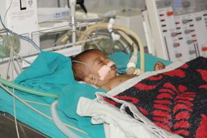 Cardiac ICU-Pediatric Patient