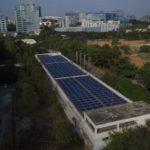 Sri Sathya Sai Aarunya- 100 KVA Solar Power Plant
